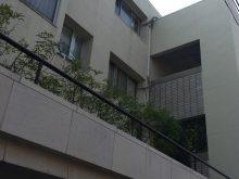 コンクリートの建物