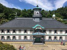 長野県にある旧開智学校